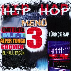 Hip Hop Menu 3