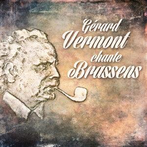 Gérard Vermont chante Brassens