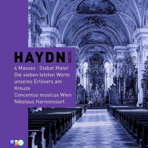 Haydn Edition Volume 5 - Masses, Stabat Mater, Seven Last Words