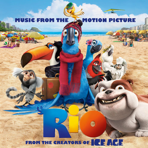 Rio: Music From The Motion Picture - International Version 專輯封面