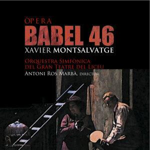 Xavier Montsalvatge: Babel 46