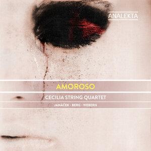 Amoroso: Janáček: Quartet No. 1 - Berg: Lyric Suite - Webern: Langsamer Satz