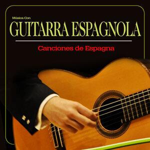 Música Con Guitarra Espagnola. Canciones de Espagna