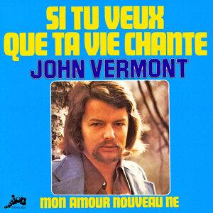 Si tu veux que ta vie chante / Mon amour nouveau né (Evasion 1974) - Single