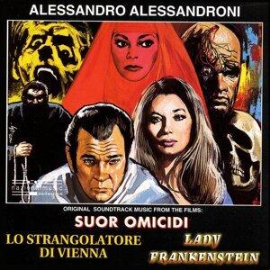 Suor Omicidi / Lo strangolatore di Vienna / Lady Frankenstein