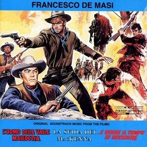 L'uomo della valle maledetta / La sfida dei MacKenna / E venne il tempo di uccidere - Original Spaghetti Western Soundtrack