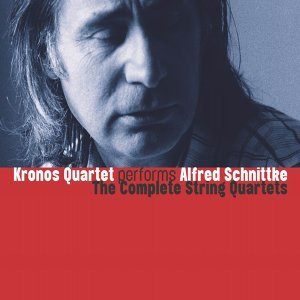 Alfred Schnittke (Complete Works for String Quartet) - re-delivery