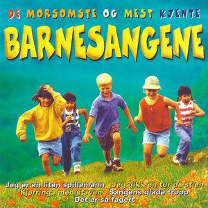 De morsomste og mest kjente barnesangene