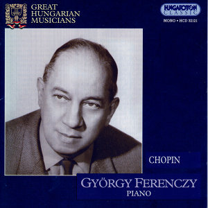 Great Hungarian Musicians - György Ferenczy: Piano