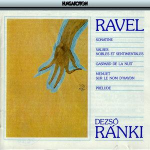Sonatine, Valses Nobles et Sentimentales, Gaspard de la Nuit, Menuet sur le Nom D'Haydn, Prelude