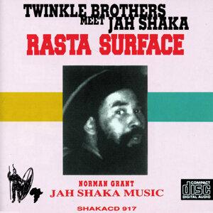 Twinkle Brothers Meet Jah Shaka - Rasta Surface