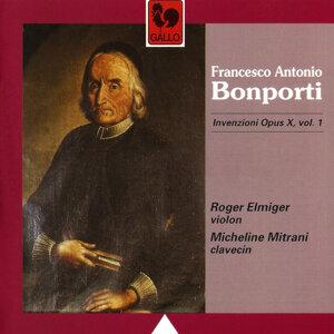 Bonporti: Invenzioni, Op. 10, Vol. 1