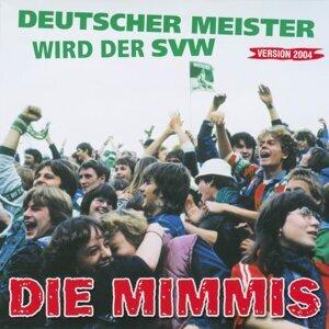 Deutscher Meister wird der SVW