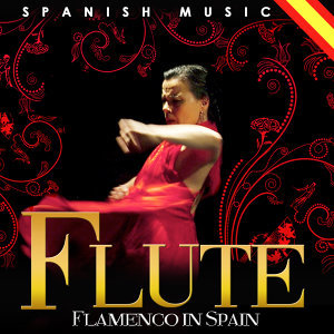 Spanish Music. Flute Flamenco in Spain