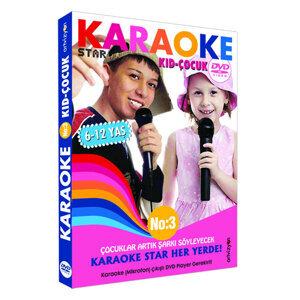 Karaoke Star 3 Çocuk Şarkıları Karaoke