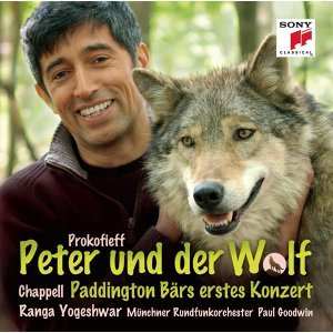 Prokofieff: Peter und der Wolf/Chappell: Paddington Bärs erstes Konzert