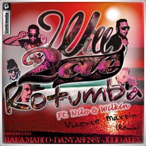 Rotumba (Vicente Martin Remix)  [feat. Nilo & Wilkin]