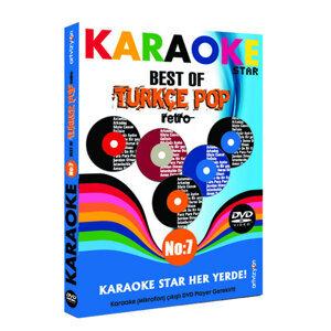 Karaoke Star 7 Best Of Türkçe Turkish Pop-Retro