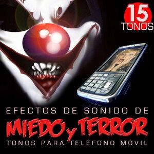 15 Tonos para Teléfono Movil. Efectos de Sonido de Miedo y Terror