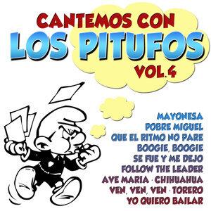 Cantemos Con los Pitufos Vol. 4