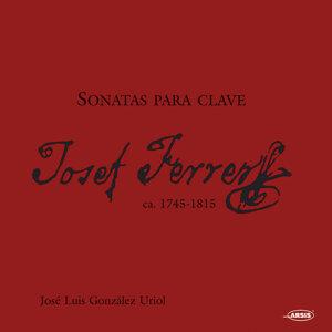 Sonatas para Clave. Josef Ferrer