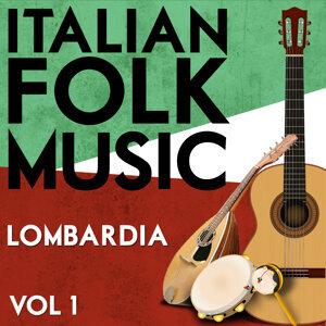 Italian Folk Music Lombardia Vol. 1