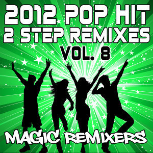 2012 Pop Hit 2-Step Remixes, Vol. 8