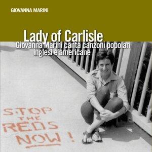 Lady of Carlisle. Giovanna Marini canta canzoni popolari inglesi e americane