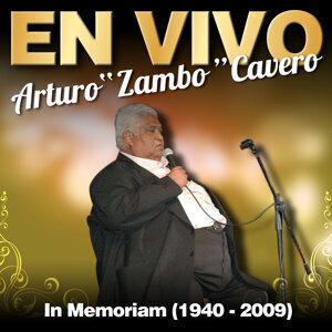 """En Vivo: Arturo """"Zambo"""" Cavero"""