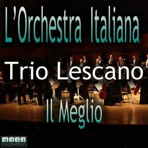 L'Orchestra Italiana - Trio Lescano il meglio