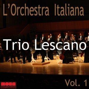 L'Orchestra Italiana - Trio Lescano Vol. 1