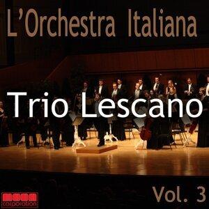 L'Orchestra Italiana - Trio Lescano Vol. 3