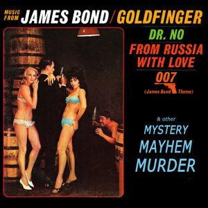 Music from James Bond & Other Mystery, Mayhem & Murder