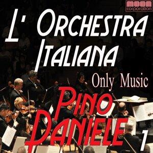 L'Orchestra Italiana - Only Music Pino Daniele Vol. 1