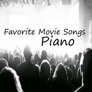 Favorite Movie Songs: Piano Music
