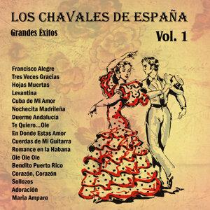 Grandes Éxitos: Los Chavales de España Vol. 1