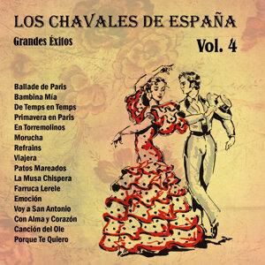 Grandes Éxitos: Los Chavales de España Vol. 4