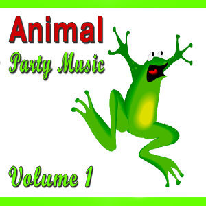 Animal Party Music, (Europe Edition), Vol. 1
