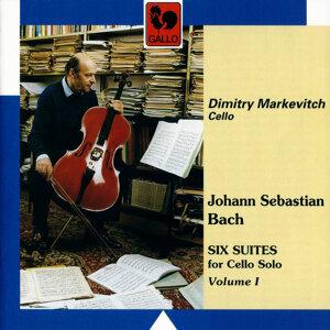 Bach: 6 Suites for Solo Cello, Vol. 1