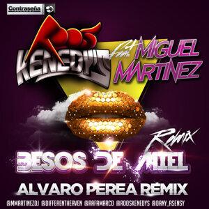 Besos de Miel (feat. Miguel Martinez)
