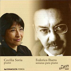 Federico Ibarra Groth:  Sonatas para Piano