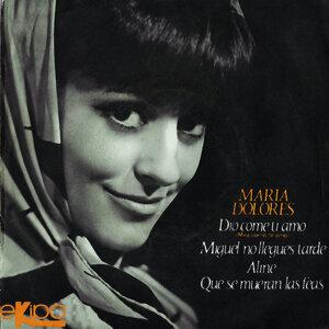 María Dolores Vol. 1 - EP