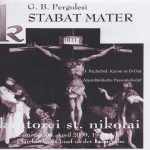 Giovanni Pergolesi: Stabat Mater
