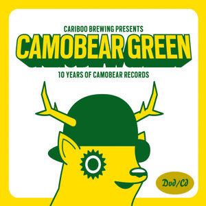 Camobear Green