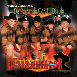 Narco Corridos, Vol. 3 : De Parranda Con El Diablo