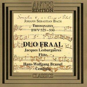 Bach: Triosonaten, BWV 525-530