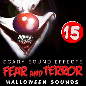 Fear and Terror. 15 Scary Sound Effects. Halloween Sounds