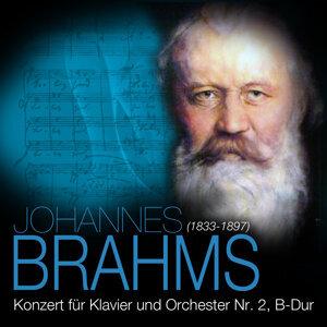 Brahms: 2. Klavierkonzert in B-Dur, Op. 83 (Auszug)