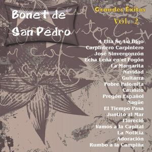 Grandes Éxitos: Bonet de San Pedro Vol. 2