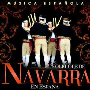 La Musique espagnole. Le Folklore de Navarre en Espagne